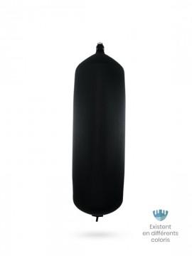 Black textile cylindrical fender C175 FENDERTEX®