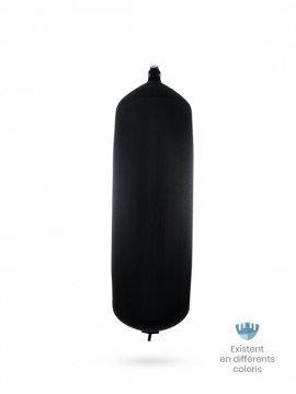 Pare-battage cylindrique C175 en textile noir FENDERTEX®