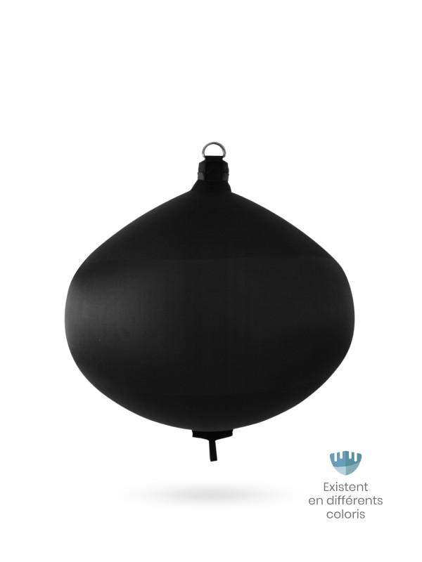 Pare-battage sphérique S80 en textile noir FENDERTEX®