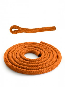 Orange braidline - Versatile rope