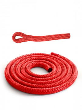 Red braidline - Versatile rope