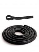 Black braidline - Versatile rope