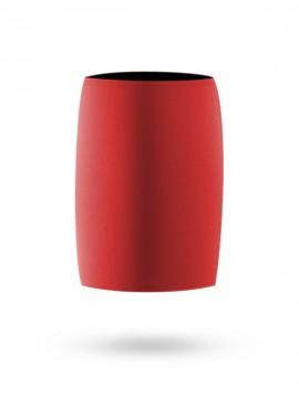 Red cover for textile fender FENDERTEX®
