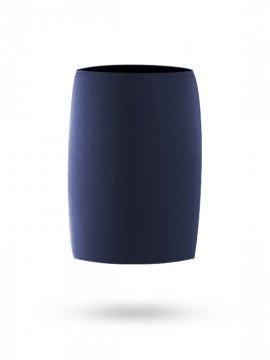 Chaussette bleue pour pare-battage FENDERTEX®