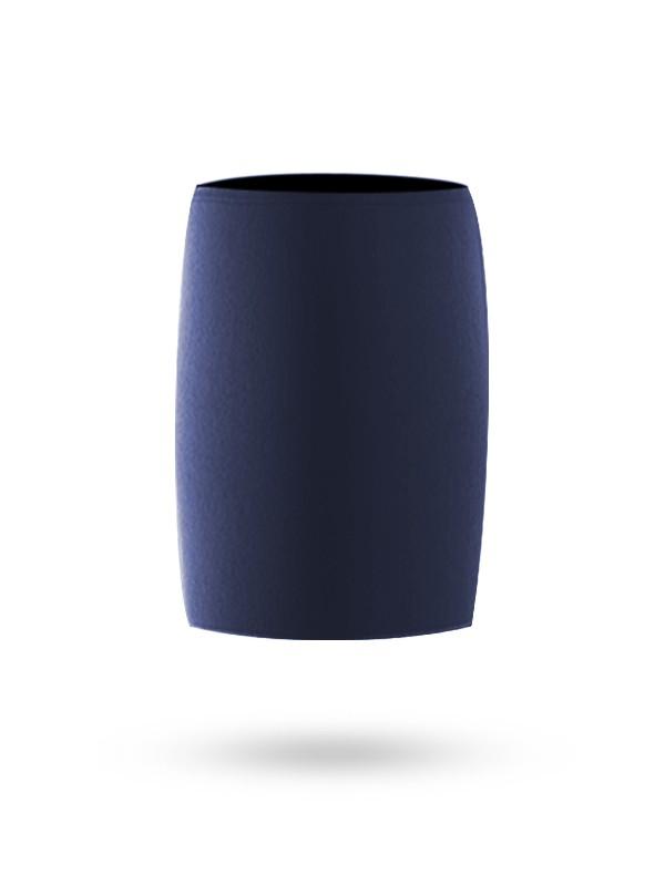 Blue cover for textile fender FENDERTEX®