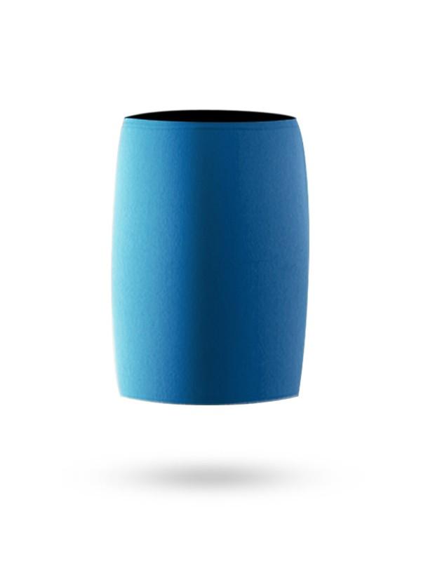 Royal blue cover for textile fender FENDERTEX®