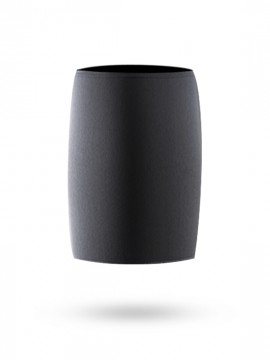 Anthracite grey cover for textile fender FENDERTEX®