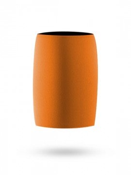 Orange cover for textile fender FENDERTEX®
