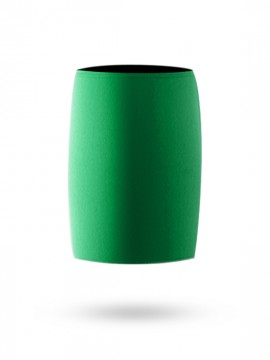 Green cover for textile fender FENDERTEX®