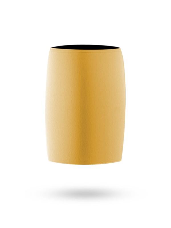 Gold cover for textile fender FENDERTEX®