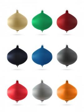 Black textile spherical fender S120 FENDERTEX®
