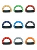 Rings sheathed of different colors FENDERTEX®