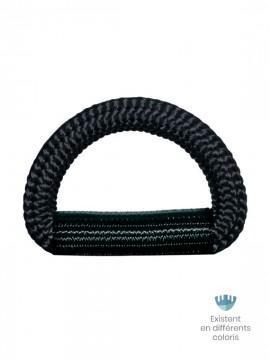 Black rings sheathed for fenders FENDERTEX®