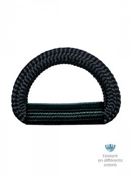 Polyester sheated d ring
