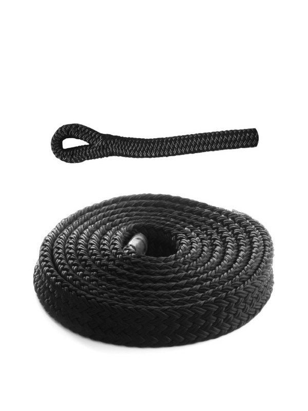 Black flatline - Versatile rope