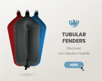 Tubular fenders Fendertex