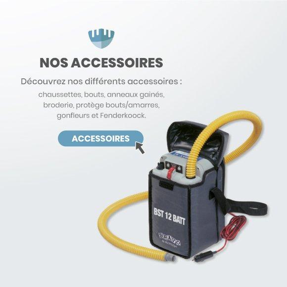 Accessoires pare-battage Fendertex