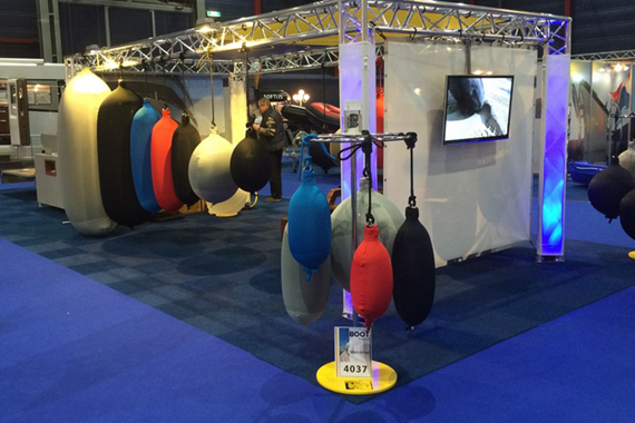 Holland boat show