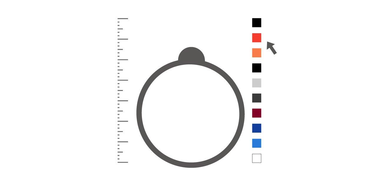 Spherical fenders configurator